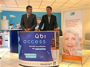 Le Crédit Agricole et le groupe APR signent une convention  pour le bien vieillir